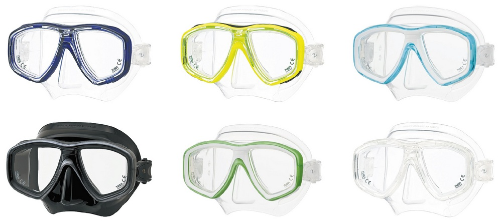 masks for diving
