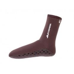 Носки Scorpena A, 8 мм, коричневые